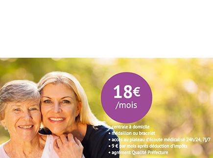 Services d'Aide et de Maintien à Domicile - 44800 - Saint-Herblain - Protecvie Téléassistance