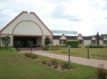 Etablissement d'Hébergement pour Personnes Agées Dépendantes - 45420 - Bonny-sur-Loire - EHPAD Les Jardins de la Loire Résidence pour personnes âgées