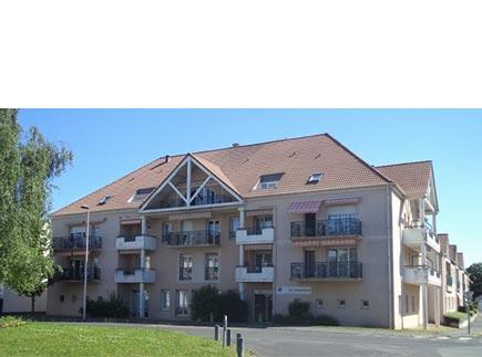 Etablissement d'Hébergement pour Personnes Agées Dépendantes - 45380 - La Chapelle-Saint-Mesmin - EHPAD La Chapelle
