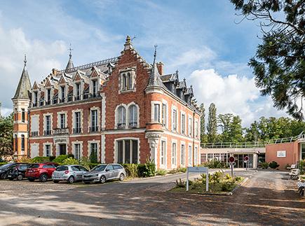 Etablissement d'Hébergement pour Personnes Agées Dépendantes - 45240 - La Ferté-Saint-Aubin - Korian Château des Landes
