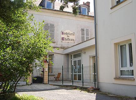 Etablissement d'Hébergement pour Personnes Agées Dépendantes - 45490 - Lorcy - Hostellerie du Château EHPAD