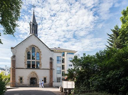 Etablissement d'Hébergement pour Personnes Agées Dépendantes - 45000 - Orléans - Korian Le Baron