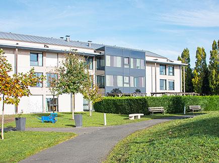 Etablissement d'Hébergement pour Personnes Agées Dépendantes - 45130 - Huisseau-sur-Mauves - EHPAD Le Parc des Mauves (Réseau Oméris)