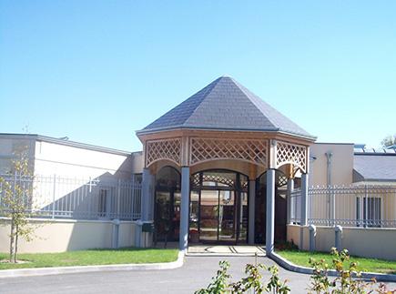 Etablissement d'Hébergement pour Personnes Agées Dépendantes - 45430 - Chécy - EHPAD Le Jardin des Sablons (SAMEC)