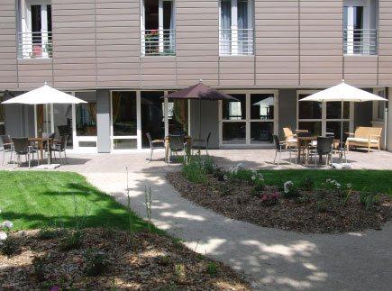 Etablissement d'Hébergement pour Personnes Agées Dépendantes - 45000 - Orléans - EHPAD Résidence Saint-Joseph