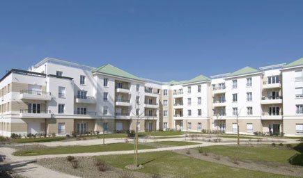 Résidences avec Services - 45000 - Orléans - Domitys Le Jardin Fleuri - Résidence avec Services