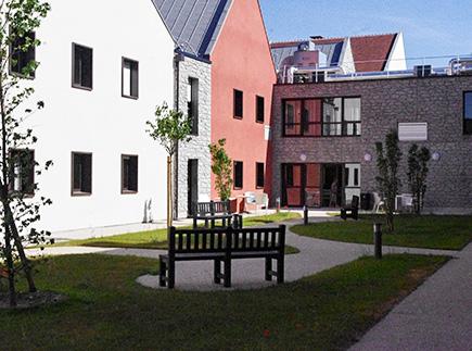 Etablissement d'Hébergement pour Personnes Agées Dépendantes - 45500 - Saint-Denis-de-l'Hôtel - EHPAD Résidence du Port