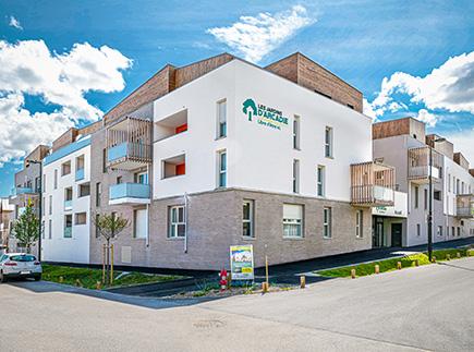 Résidences avec Services - 45800 - Saint-Jean-de-Braye - Les Jardins d'Arcadie Saint-Jean-de-Braye