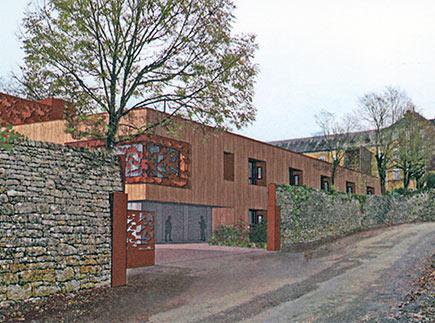 Etablissement d'Hébergement pour Personnes Agées Dépendantes - 46240 - Montfaucon - EHPAD La Roseraie