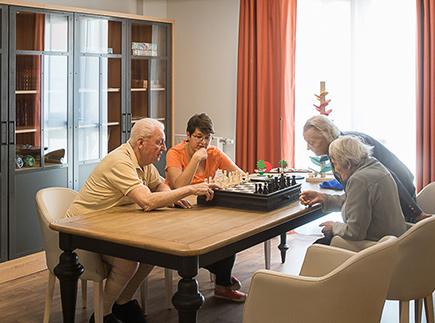 Centre de Soins de Suite - Réadaptation - 47160 - Caubeyres - Korian - Clinique La Paloumère