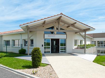 Etablissement d'Hébergement pour Personnes Agées Dépendantes - 47120 - Duras - Korian Bellevue