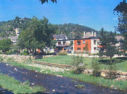 EHPAD Résidence La Colagne - COS Lozère
