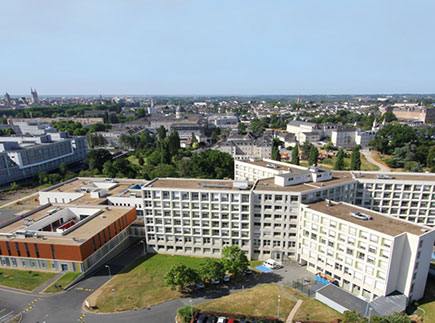 Centre de Soins de Suite - Réadaptation Spécialisé - 49103 - Angers - Les Capucins Réadaptation Spécialisée et Soins de Longue Durée