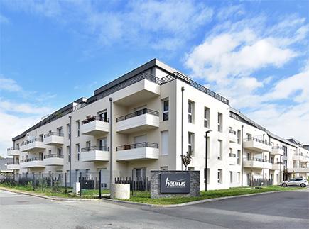 Résidences avec Services - 49800 - Trélazé - Résidence Blanche de Castille