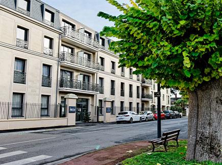 Résidences avec Services - 49400 - Saumur - Résidence Épona
