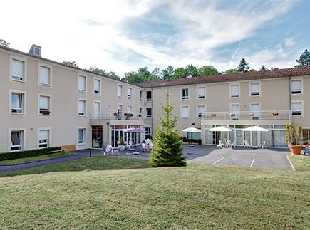 Etablissement d'Hébergement pour Personnes Agées Dépendantes - 51530 - Saint-Martin-d'Ablois - Colisée - Résidence Les Clos de Saint-Martin d'Ablois