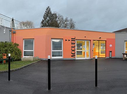 Institut Régional de Réadaptation (IRR) - Centre de réadaptation pour enfants