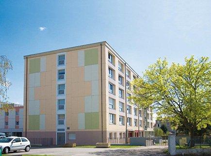 Etablissement d'Hébergement pour Personnes Agées Dépendantes - 54130 - Saint-Max - EHPAD Résidence Le Clos Pré LBA
