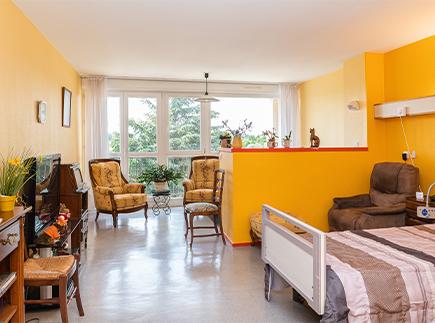 Etablissement d'Hébergement pour Personnes Agées Dépendantes - 54140 - Jarville-la-Malgrange - Korian Le Haut du Bois