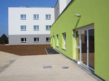 Etablissement d'Hébergement pour Personnes Agées Dépendantes - 54590 - Hussigny-Godbrange - La Maison des Cerisiers EHPAD - Adef Résidences
