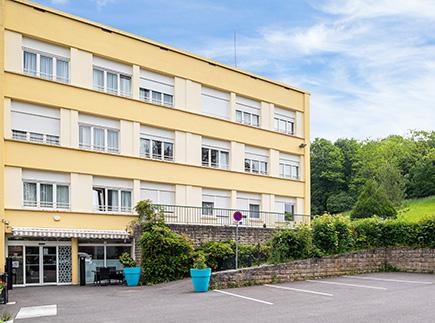 Etablissement d'Hébergement pour Personnes Agées Dépendantes - 55000 - Bar-le-Duc - Korian Les Mélèzes