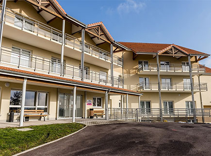 Etablissement d'Hébergement pour Personnes Agées Dépendantes - 57170 - Vaxy - Colisée - Résidence du Moulin de Domèvre