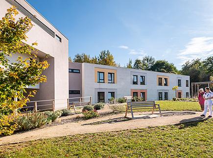 Etablissement d'Hébergement pour Personnes Agées Dépendantes - 57360 - Amnéville - Korian Villa Amarelli