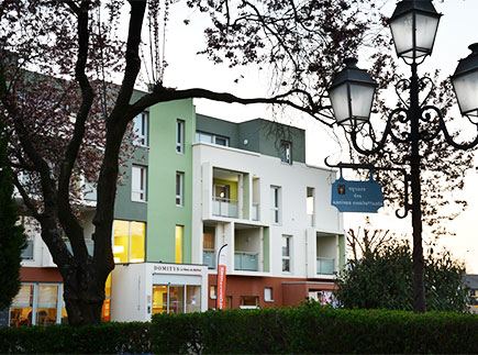 Résidences avec Services - 57280 - Maizières-lès-Metz - Domitys La Rose du Beffroi - Résidence avec Services