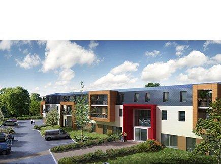 Résidences avec Services - 57100 - Thionville - Domitys Le Pavillon de Diane  - Résidence avec Services