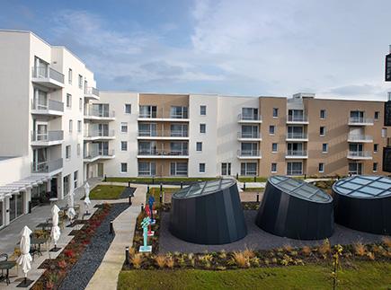 Résidences avec Services - 57000 - Metz - Domitys La Calliope - Résidence avec Services