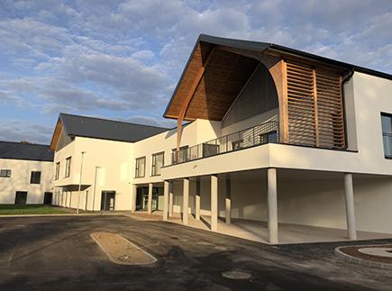 """Maison d'Accueil Spécialisée - 57740 - Longeville-lès-Metz - Maison d'accueil spécialisée """"Les Jardins de l'Abbaye"""" - MAS"""