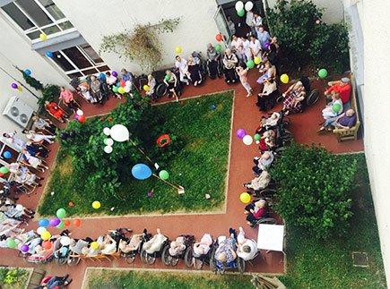 Etablissement d'Hébergement pour Personnes Agées Dépendantes - 59310 - Beuvry-la-Forêt - Résidence Les Tilleuls (Fondation Partage et Vie)