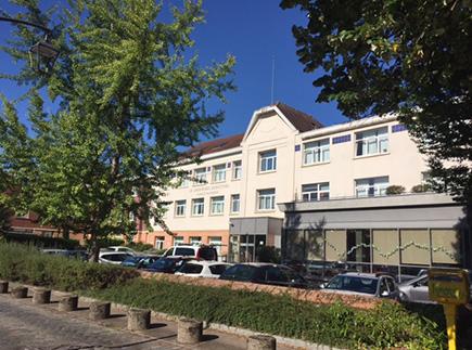 Etablissement d'Hébergement pour Personnes Agées Dépendantes - 59500 - Douai - Résidence Médicalisée Le Jardin des Augustins - Floralys résidences