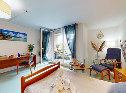 Etablissement d'Hébergement pour Personnes Agées Dépendantes - 59500 - Douai - Résidence Le Nouvel Horizon (Fondation Partage et Vie)