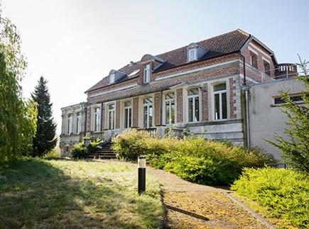 Etablissement d'Hébergement pour Personnes Agées Dépendantes - 59176 - Écaillon - Résidence du Château (Fondation Partage et Vie)