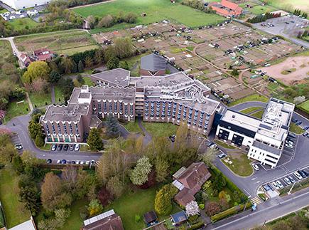 Centre de Soins de Suite - Réadaptation - 59160 - Lomme - Clinique de la Mitterie