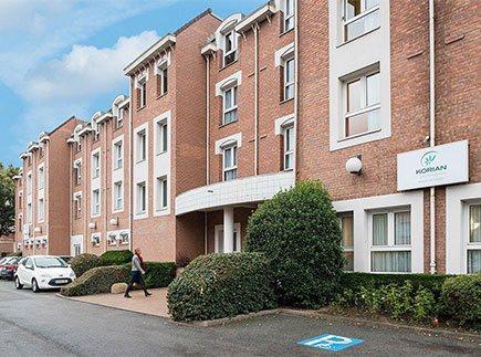 Etablissement d'Hébergement pour Personnes Agées Dépendantes - 59700 - Marcq-en-Baroeul - Korian Les Marquises  EHPAD  Maison de retraite privée
