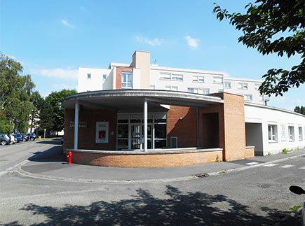Etablissement d'Hébergement pour Personnes Agées Dépendantes - 59182 - Montigny-en-Ostrevent - Résidence L'Ostrevent (Fondation Partage et Vie)