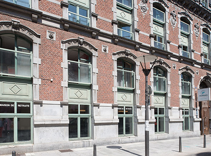 Etablissement d'Hébergement pour Personnes Agées Dépendantes - 59100 - Roubaix - Korian L'Age Bleu