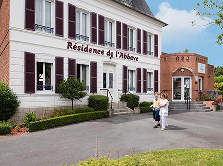Etablissement d'Hébergement pour Personnes Agées Dépendantes - 59730 - Solesmes - Korian Hauts de L'Abbaye