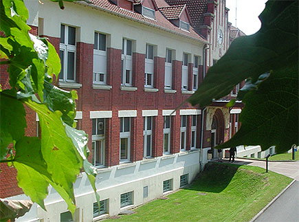 Hôpital - Centre Hospitalier (CH) - 59490 - Somain - Centre Hospitalier