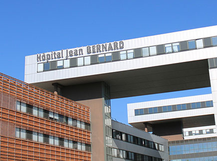 Hôpital - Centre Hospitalier (CH) - 59322 - Valenciennes - Centre Hospitalier de Valenciennes