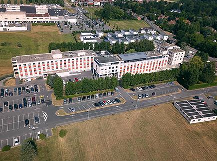 Centre de Soins de Suite - Réadaptation - 59491 - Villeneuve-d'Ascq - Clinique de Villeneuve d'Ascq