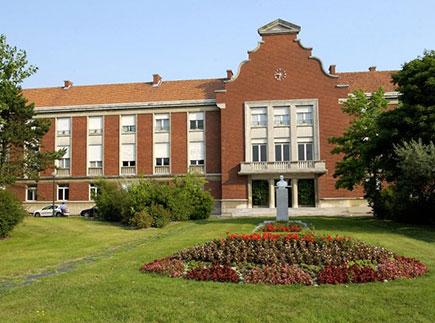 Centre de Soins de Suite - Réadaptation - 59123 - Zuydcoote - Hôpital Maritime de Zuydcoote