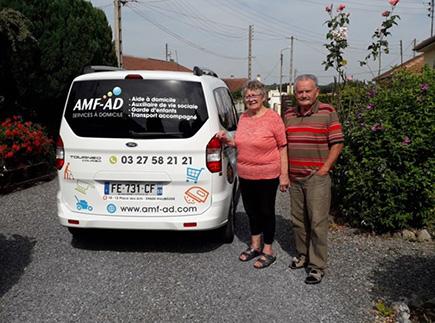 Services d'Aide et de Maintien à Domicile - 59600 - Maubeuge - AMF - AD Association Maubeugeoise pour le Financement de l'Aide à Domicile