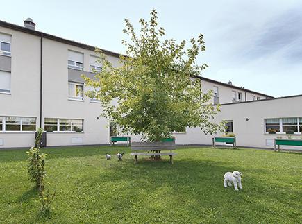 Etablissement d'Hébergement pour Personnes Agées Dépendantes - 59680 - Ferrière-la-Grande - Colisée - Résidence la Pierre Bleue