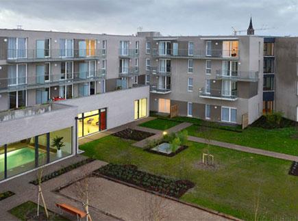 Résidences avec Services - 59290 - Wasquehal - Domitys L'Hermine Blanche - Résidence avec Services