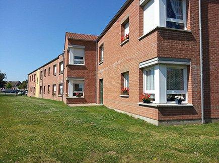 Résidences avec Services - 59390 - Toufflers - Résidence d'Appartements Adaptés  Le Clos de la Cense LBA