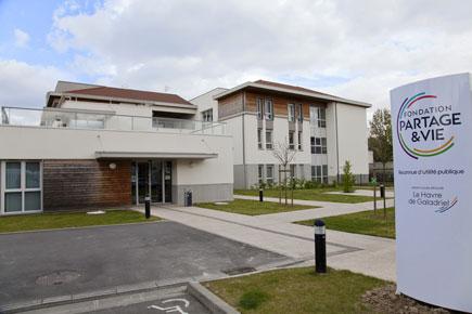Maison d'Accueil Spécialisée - 59120 - Loos - Maison d'Accueil Spécialisée Résidence Le Havre de Galadriel (Fondation Partage et Vie)