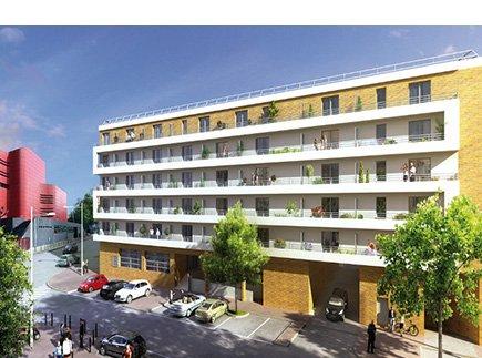 Résidences avec Services - 59300 - Valenciennes - Résidence avec Services Les Girandières